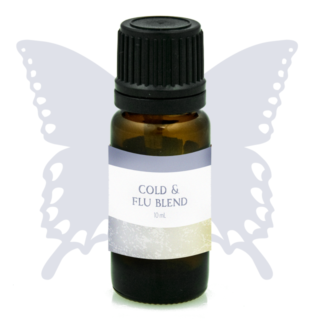 Cold and Flu Blend Essential Oil