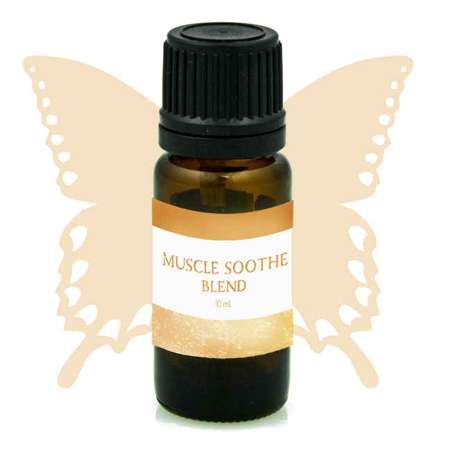Muscle Soothe Blend Essential Oils