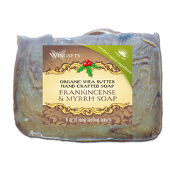 Holiday Frankincense & Myrrh Soap