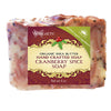 Holiday Cranberry Spice Soap