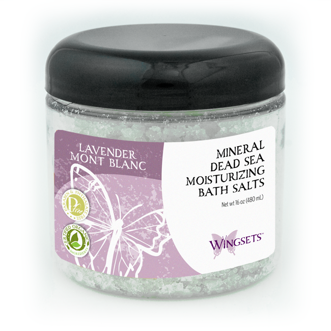 Bulgarian high altitude lavender blended with Epsom salts, Dead Sea Salts and Pink Himalayan salts for affordable luxury
