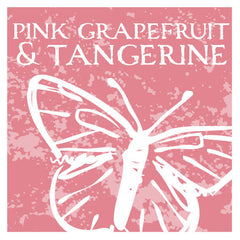 Pink Grapefruit & Tangerine Women's Aromatherapy Products