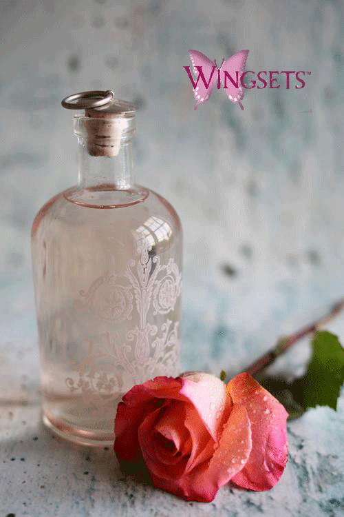 Rosewater (Turkey) Hydrosol - organic ingredient
