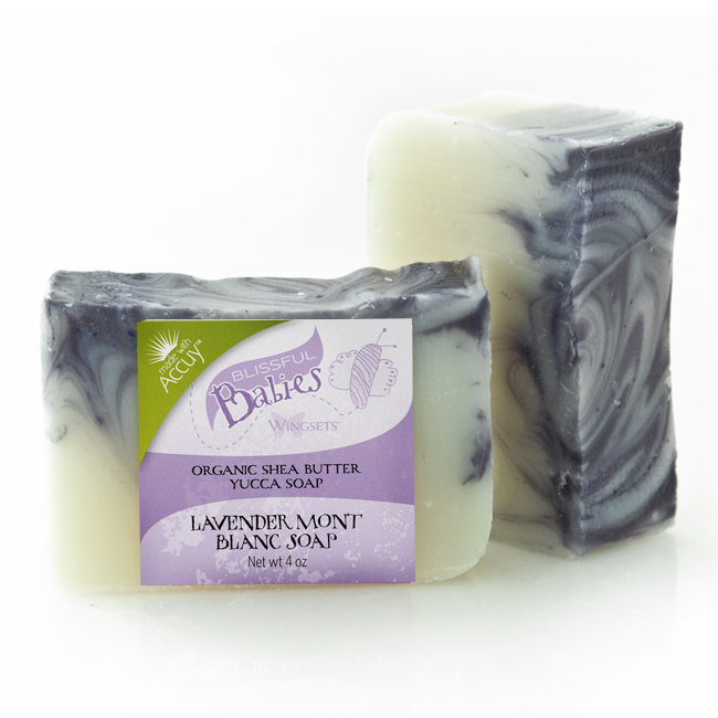 organic handmade lavender soap for babies