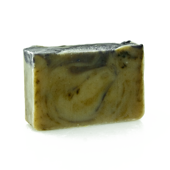 organic handmade soap for babies with lavender and chamomile
