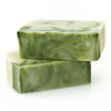Handcrafted Green Irish Tweed (Type) Soap - Organic Ingredients