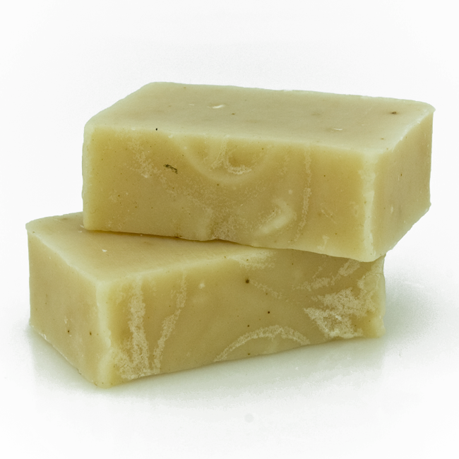 Handcrafted Jasmine Soap - Organic Ingredients