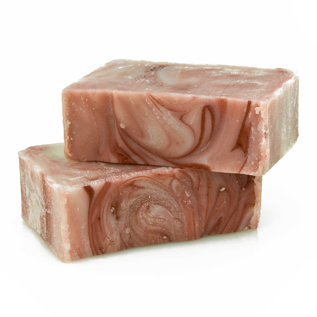 Holiday Organic Peppermint Soap