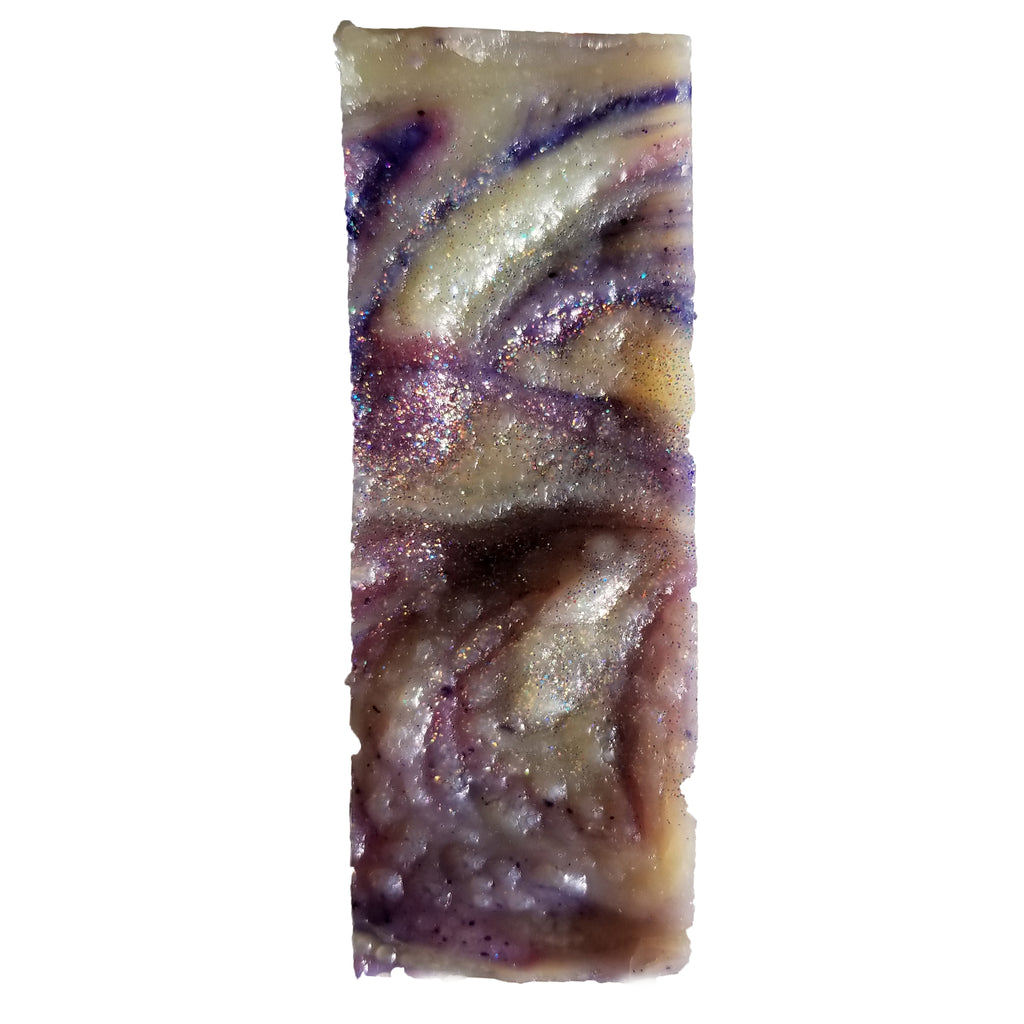 organic shea butter sugar spice plum holiday soap by Wingsets