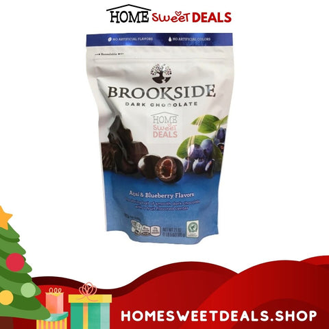 Brookside Dark Chocolate Blueberry Flavors 595grams
