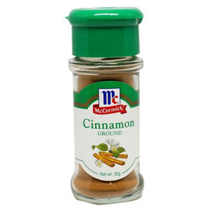 McCormick Cinnamon Ground 30g