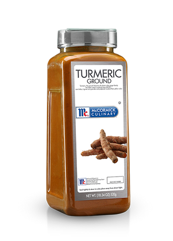 McCormick Turmeric Ground 520g