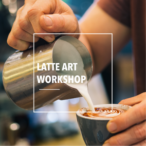 Latte Art Workshop
