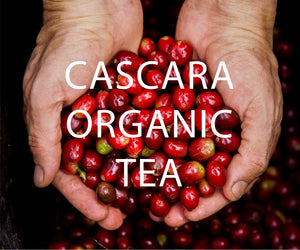 Cascara organic tea (120g)