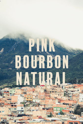 Pink Bourbon Natural - 200g/1kg