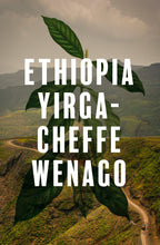 Load image into Gallery viewer, Ethiopia Yirgacheffe Wenago Washed - Espresso - 250g/1kg