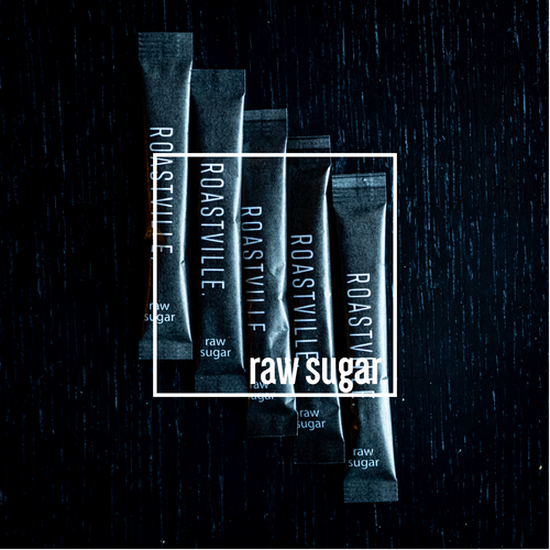 Raw Sugar Sticks - 2000 per box