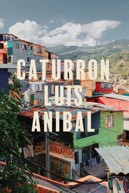 Caturron Luis Anibal - 200g - Filter Roast
