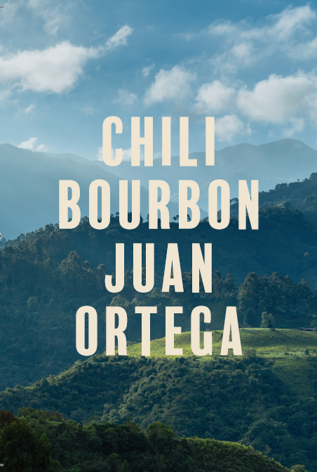 Chili Bourbon Juan Ortega - 200g - Filter Roast