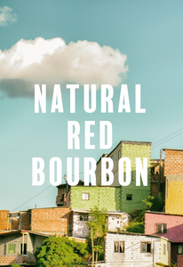Natural Red Bourbon  - 200g