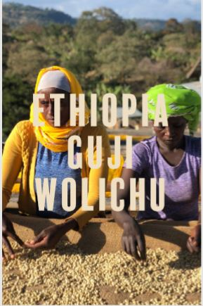 Ethiopia Wolichu Natural - Filter - 200g/1kg