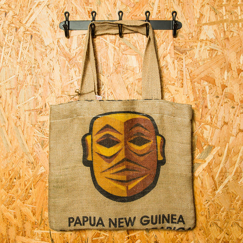 Environmentally Sustainable Ethical Hessian Bag