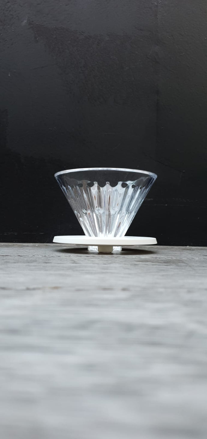 Crystal Eye Glass Dripper by TIMEMORE