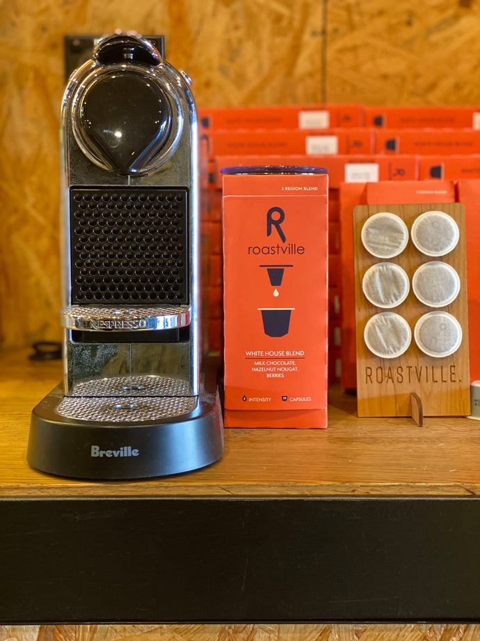 Specialty Coffee Capsules