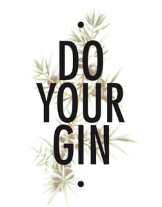 DO YOUR GIN EU