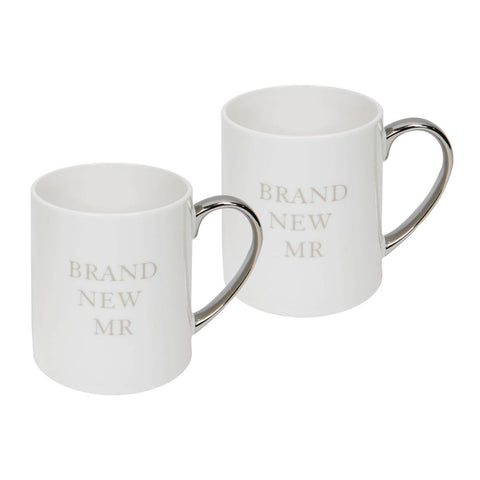 Brand New Mr & Mr Mugs