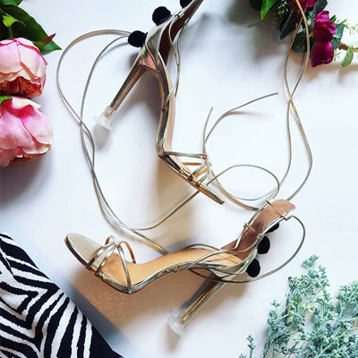 0935c460025 Plain Clear Heel Stoppers from Clean Heels