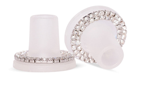bf735a927ea Crystal Ring Heel Stoppers from Clean Heels