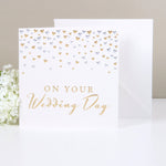 """On Your Wedding Day"" Card from Clean Heels"