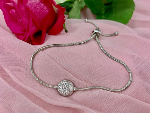 Oval Diamante Bracelet