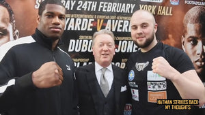 Daniel Dubois: Nathan Gorman is Gonna Be My Easiest Fight So Far