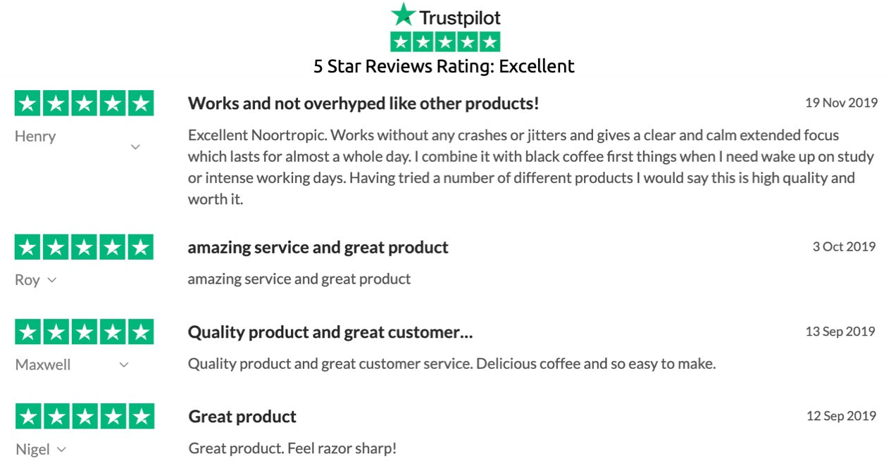 Trustpilot Reviews for Onnor Limited