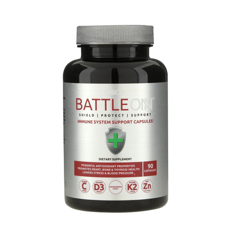 Battle ONN - Immune Support Capsules