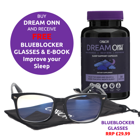 Dream ONN & Blue Blockers Glasses