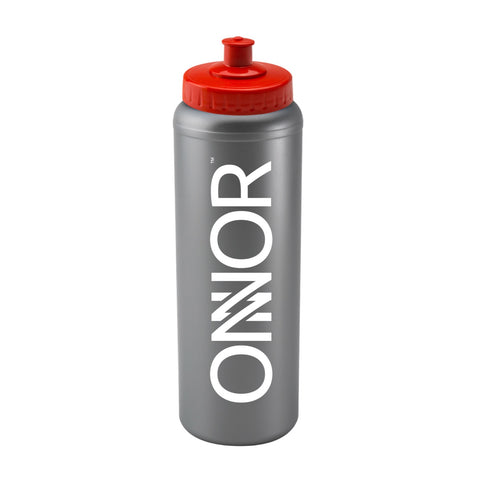 Silver 1000ml Water Bottle