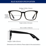 Onnor BlueBlocker Glasses