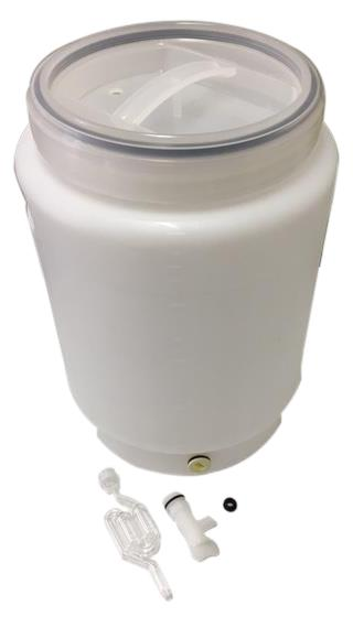 30L Screw Lid Fermenter Complete