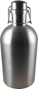 The Ultimate 2L Stainless Steel Growler