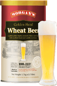 Morgan's Golden Sheaf Wheat