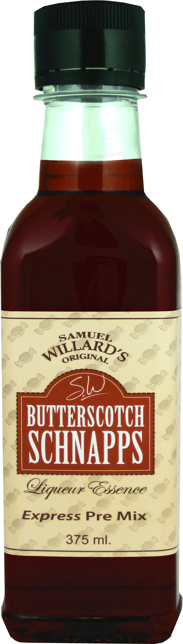 Willards Butterscotch Schnapps Liqueur