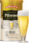 Morgan's Golden Saaz Pilsener
