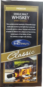 Still Spirits Premium Classic Single Malt Whisky