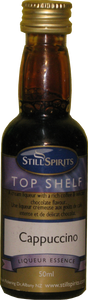 Top Shelf Cappuccino Cream Liqueur