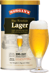Morgan's Blue Mountains Lager