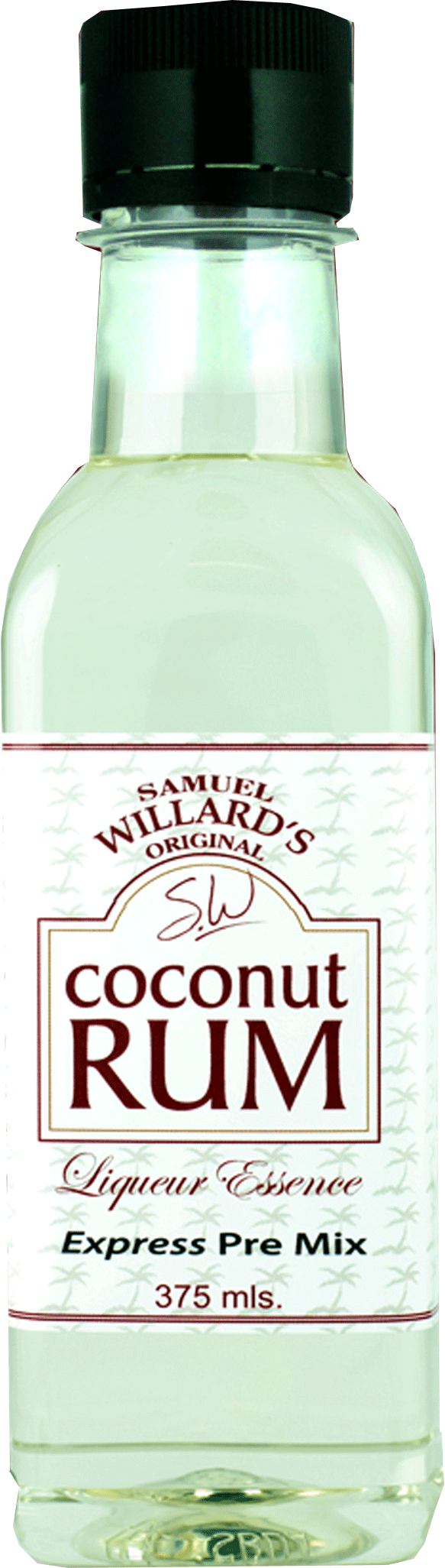 Willards Coconut Rum Liqueur
