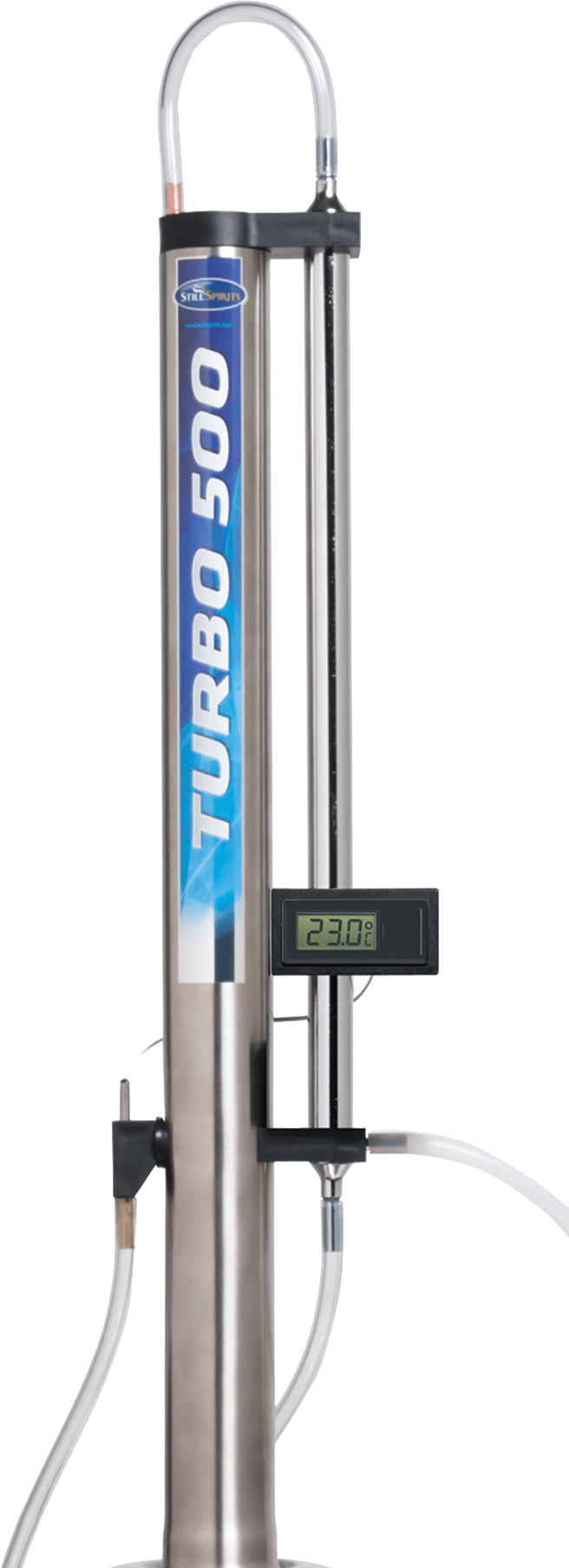 Turbo 500 Stainless Steel Condensor